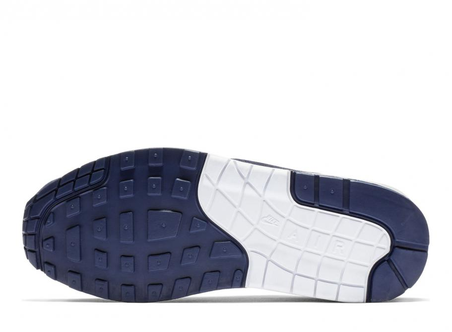 Nike Wmns Air Max 1 White Midnight Navy