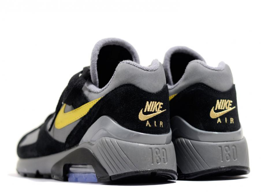 Nike Air Max 180 Cool Grey   Weat Gold AV7023-001   Soldes   Novoid Plus c8c7aa02a