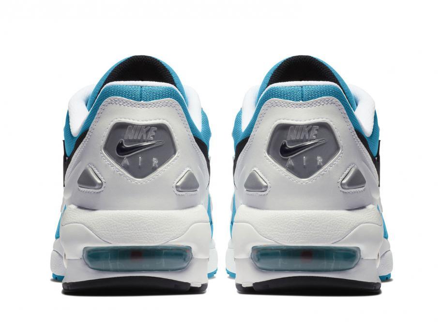 Nike Air Max 2 Light Blue Lagoon AO1741-100   Soldes   Novoid Plus 95af81d9e