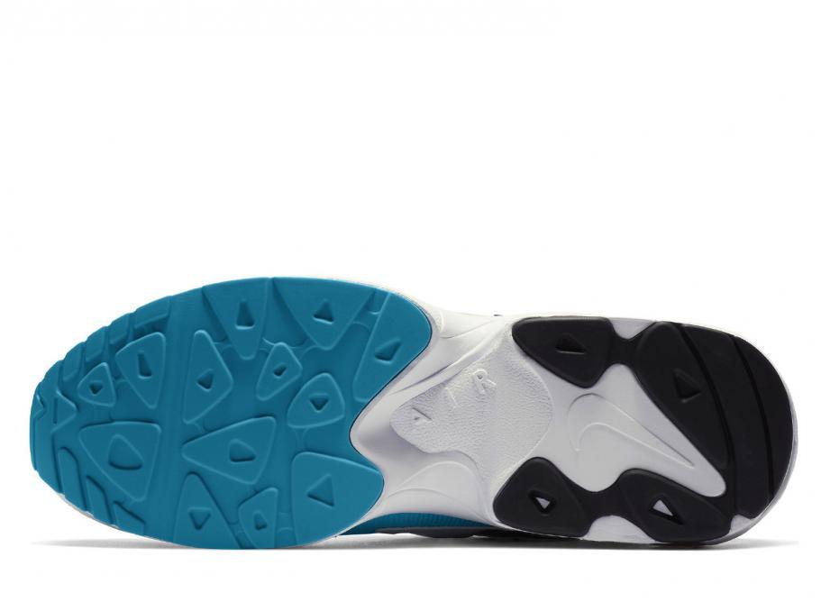 6a7e33e309 Nike Air Max 2 Light Blue Lagoon AO1741-100 / Soldes / Novoid Plus