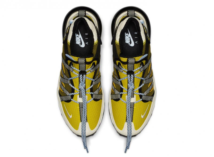 new arrival 9075f 9c534 Nike Air Max 270 Bowfin Dark Citron