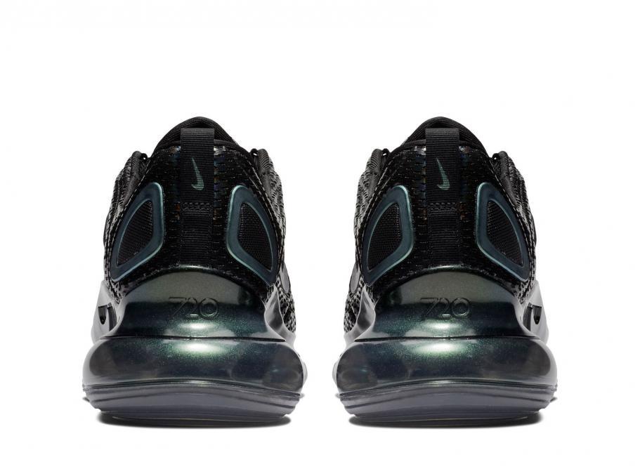 "Buy 2019 Nike Air Max 720 ""Throwback Future"" Black Green"