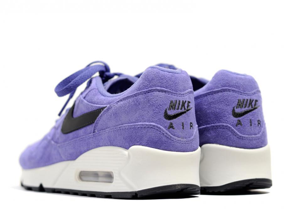 7d109d47343 Nike Air Max 90 1 Purple Basalt AJ7695-500   Soldes   Novoid Plus