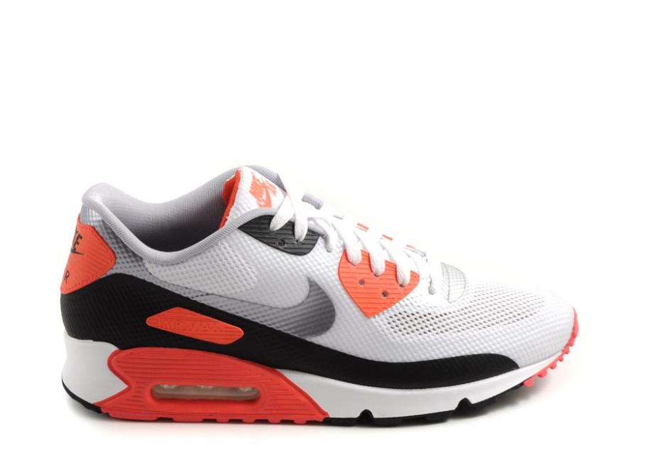 the best attitude be7e2 8630b ... discount nike air max 90 hyperfuse nrg white cement infrared 02699 e8fbe