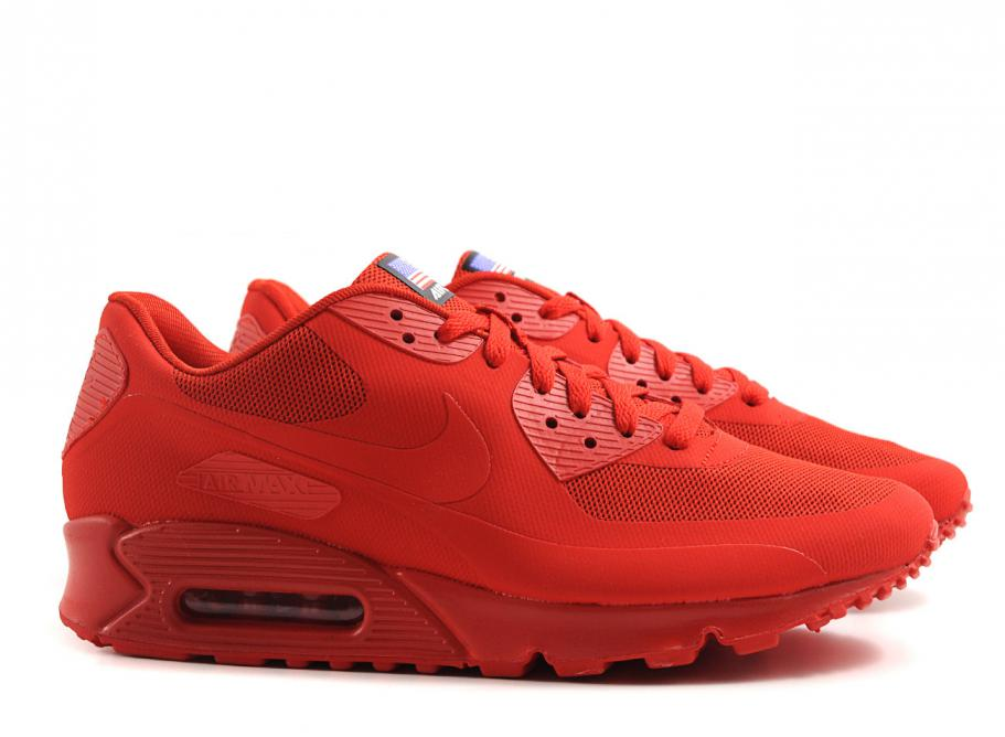 air max 90 hyperfuse qs independence day