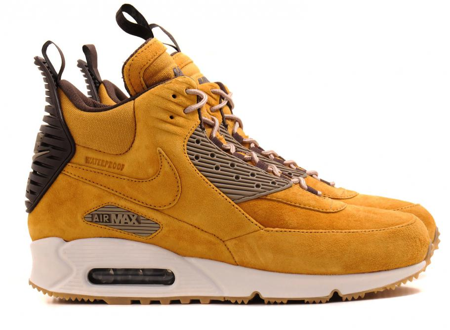 reputable site 6d712 7e568 Nike Air Max 90 Sneakerboot Winter Bronze
