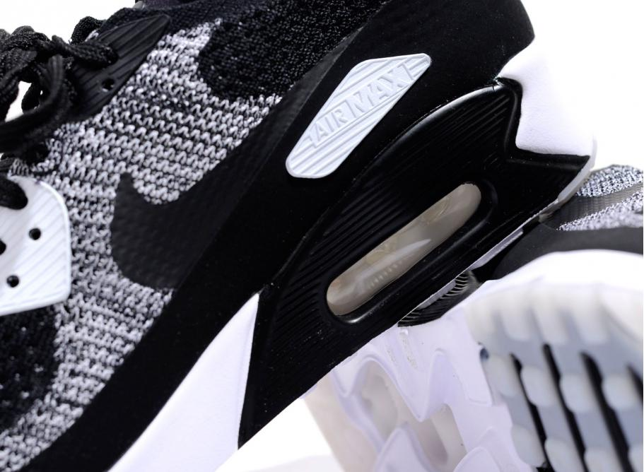 cheap for discount 46f8c 3c8b6 ... where can i buy nike air max 90 ultra 2.0 flyknit oreo 8cf07 f57e7