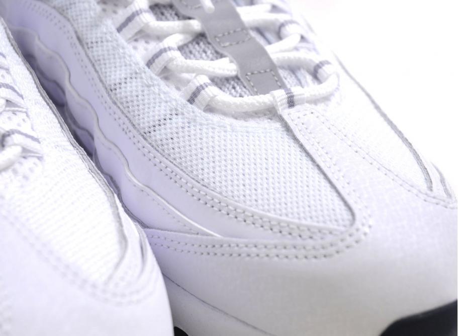Nike Air Max 95 Essential White Soldes Novoid Plus
