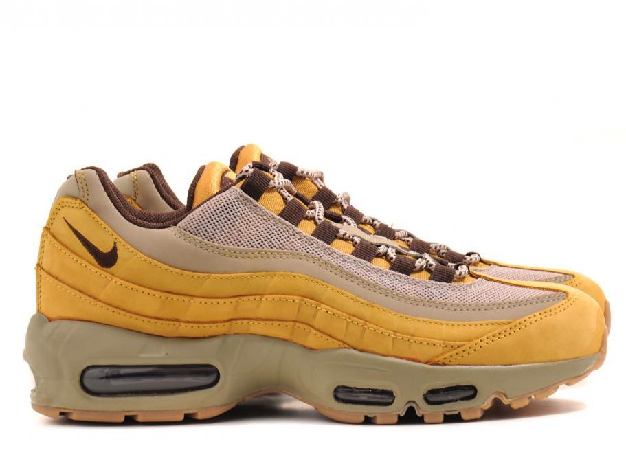 Nike Air Max 95 LTR Premium Bronze Wheat Pack
