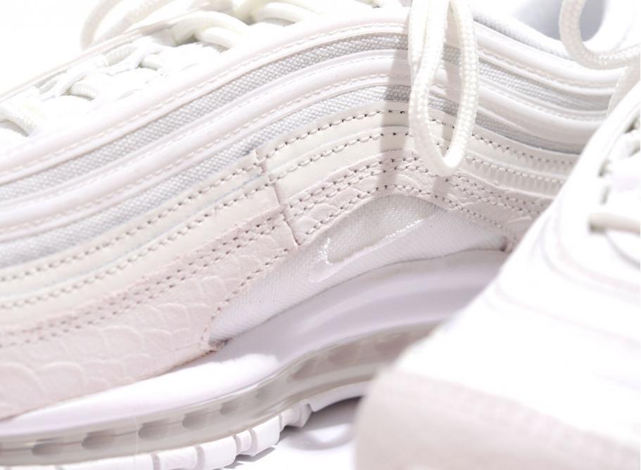 low priced dbf83 87c65 Nike Air Max 97 Summit White