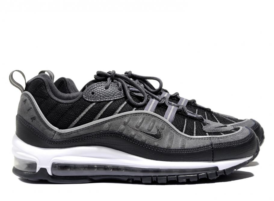 Nike Air Max 98 SE Anthracite AO9380-001   Soldes   Novoid Plus 295103600532