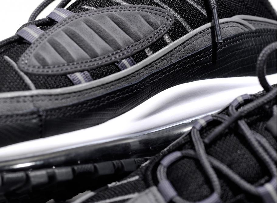 Nike Air Max 98 SE Anthracite AO9380-001   Soldes   Novoid Plus 0086efe0a