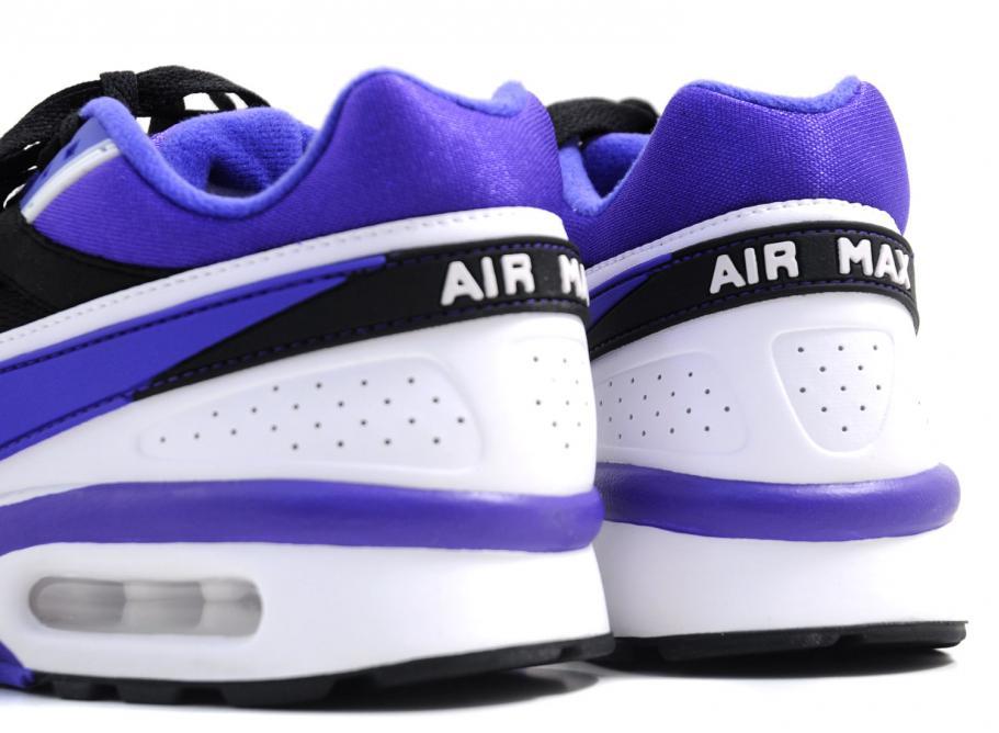 meilleur service 1744a 1e167 Nike Air Max BW OG Black / Persian Violet