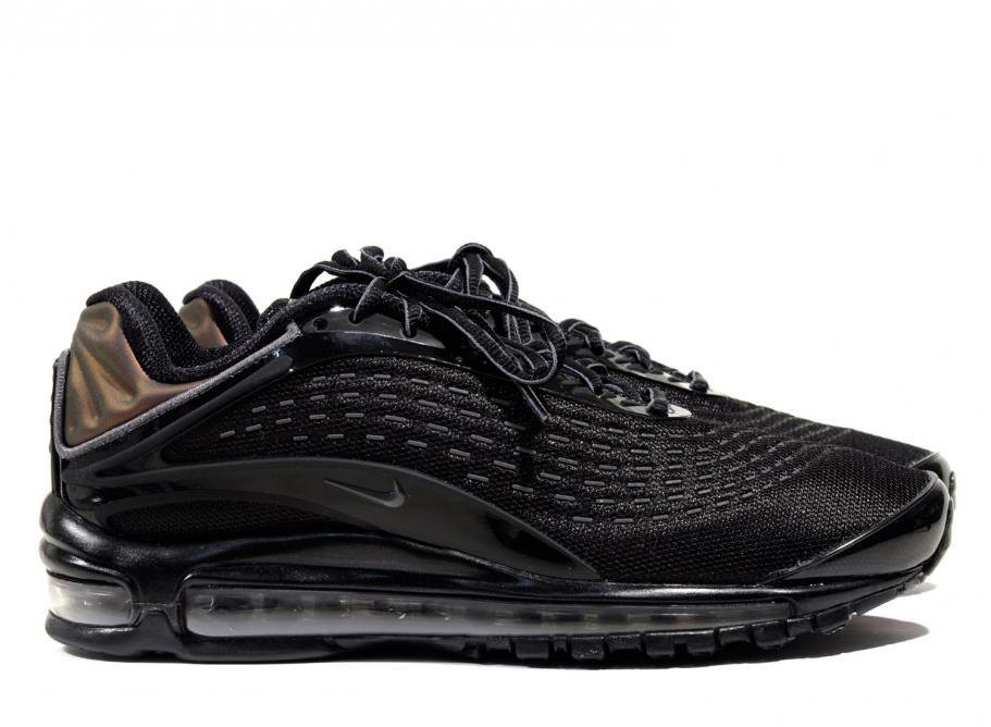 c46df40c6c Nike Air Max Deluxe Black / Dark Grey AV2589-001 / Soldes / Novoid Plus