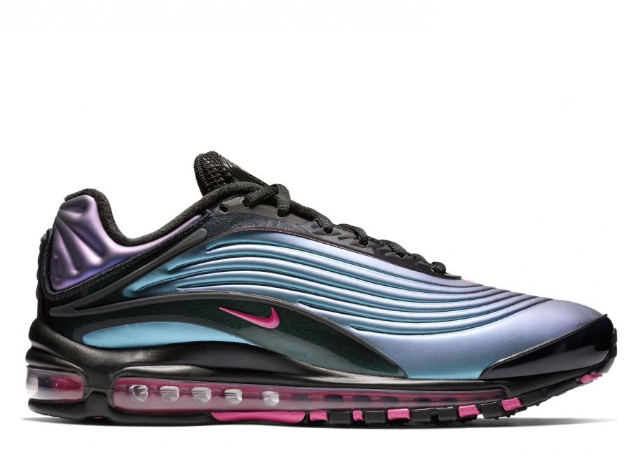 Nike Air Max Deluxe Black Throwback Future