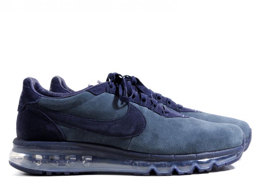 bc56f3a5d4d Nike Air Max LD-ZERO Black-Dark Grey 848624-002   Soldes   Novoid Plus