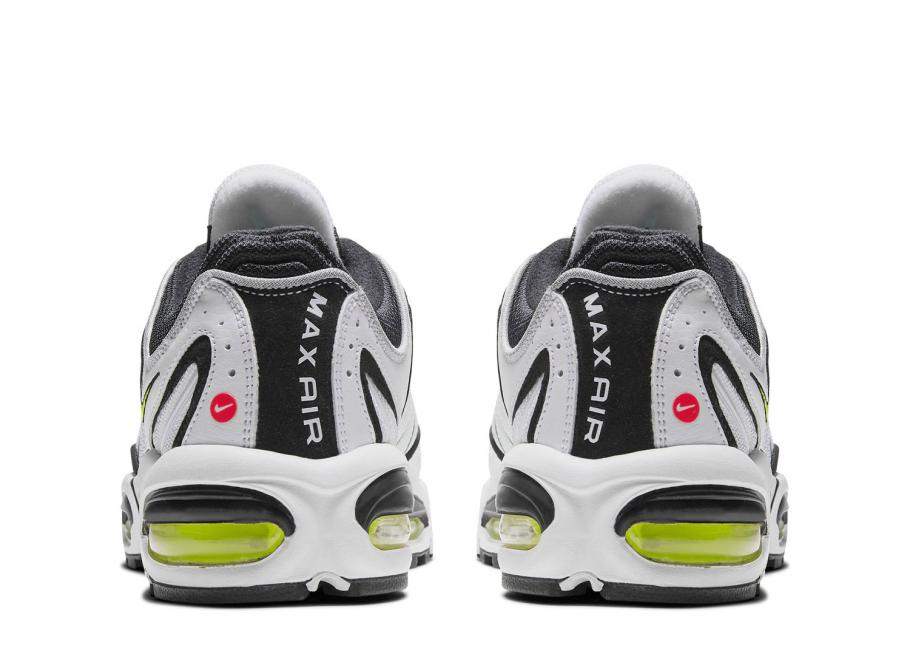separation shoes f2e0f 362f5 NIKE AIR MAX TAILWIND IV WHITE   VOLT
