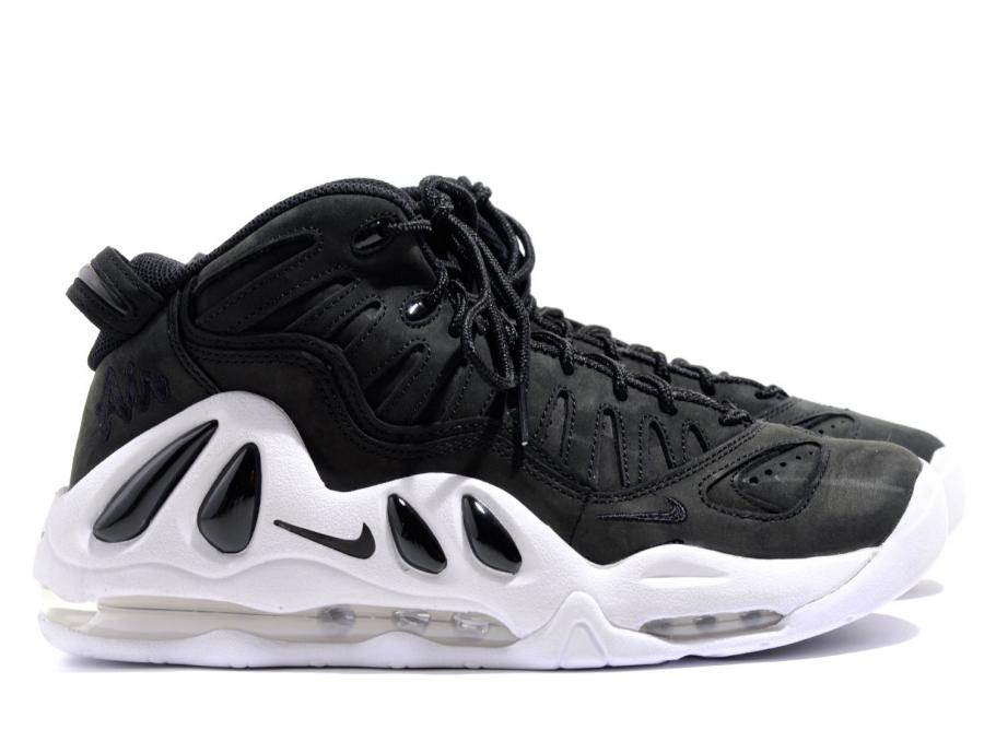 huge selection of fc742 46bcc Nike Air Max Uptempo 97 Black 399207-004   Soldes   Novoid Plus