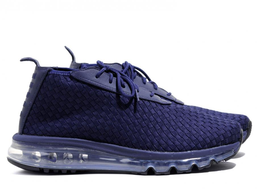 reputable site fa1eb 49ea5 Nike Air Max Woven Boot Midnight Navy 921854-400   Soldes   Novoid Plus