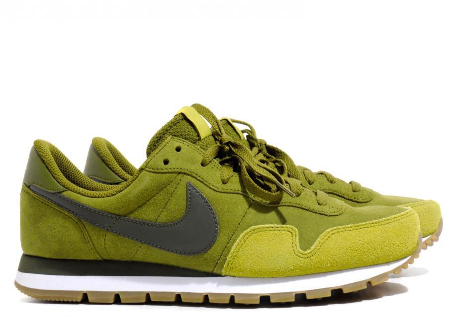 new product aeed4 47196 Nike Pegasus 83 LTR Olive 827922-300   Soldes   Novoid Plus