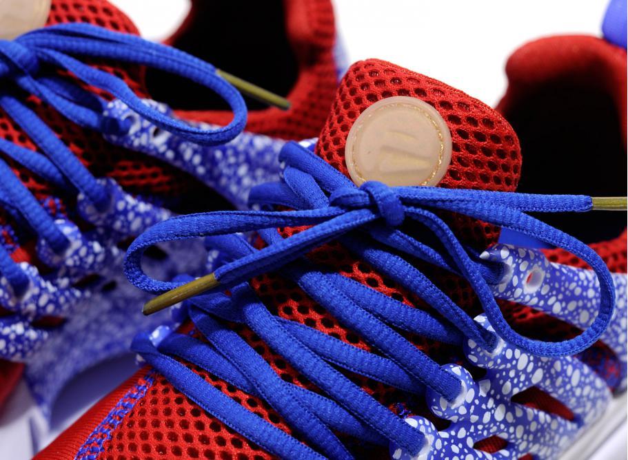 09f3bd900f Nike Air Presto Safari QS Red 886043-600 / Soldes / Novoid Plus