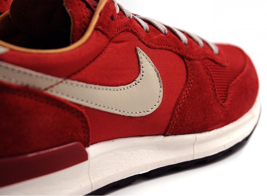 the latest 73ab7 7fcf0 NIKE AIR SOLSTICE QS STORM RED   SAIL