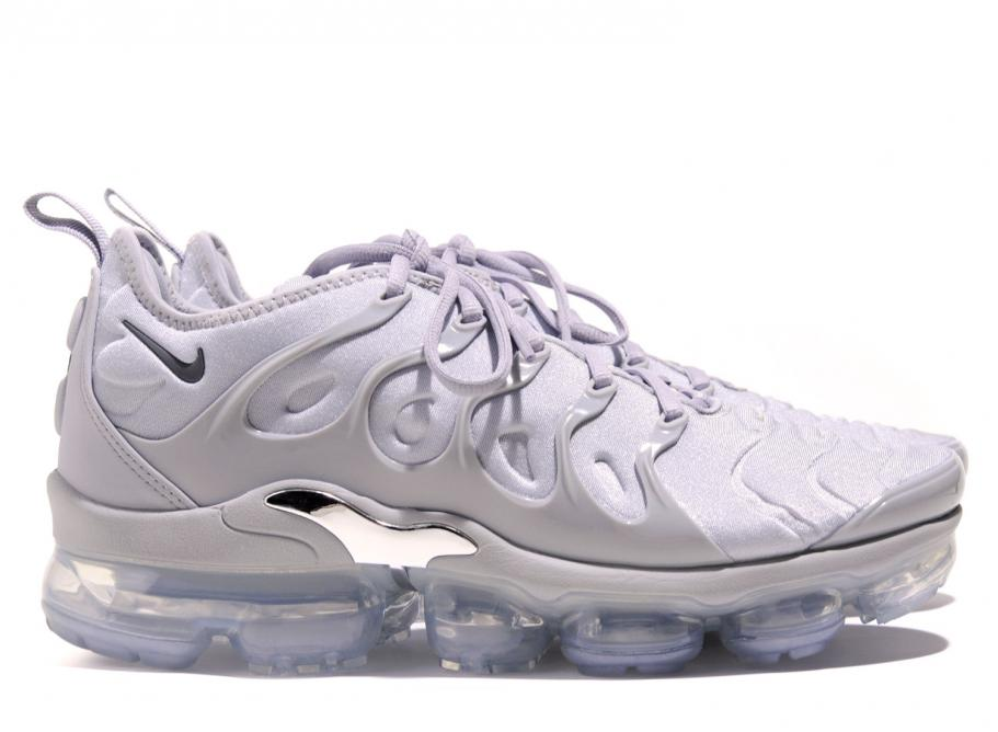 nike air max vapormax plus wolf grey 924453 005 soldes. Black Bedroom Furniture Sets. Home Design Ideas