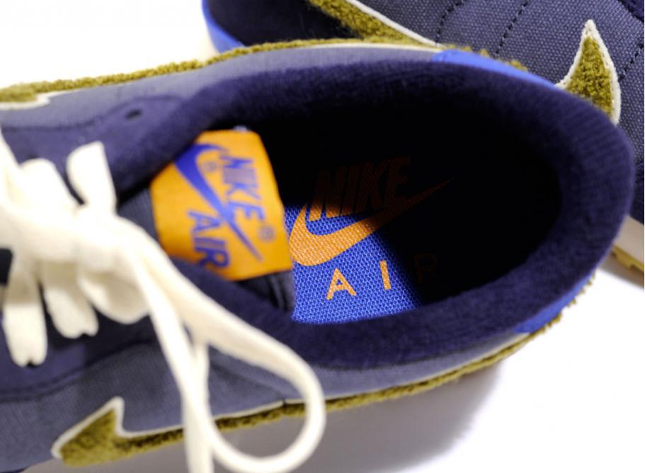 buy online 0778a c9db6 NIKE AIR VORTEX SE BLACKENED BLUE