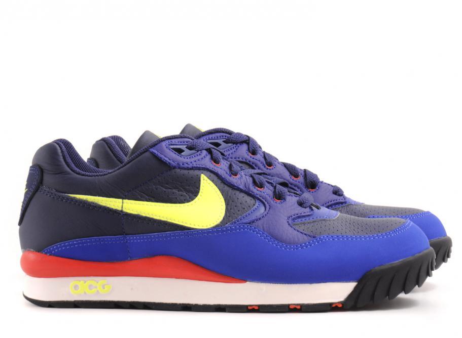 a3a318272401 Nike ACG Air Wildwood LE Midnight Navy   Soldes   Novoid Plus