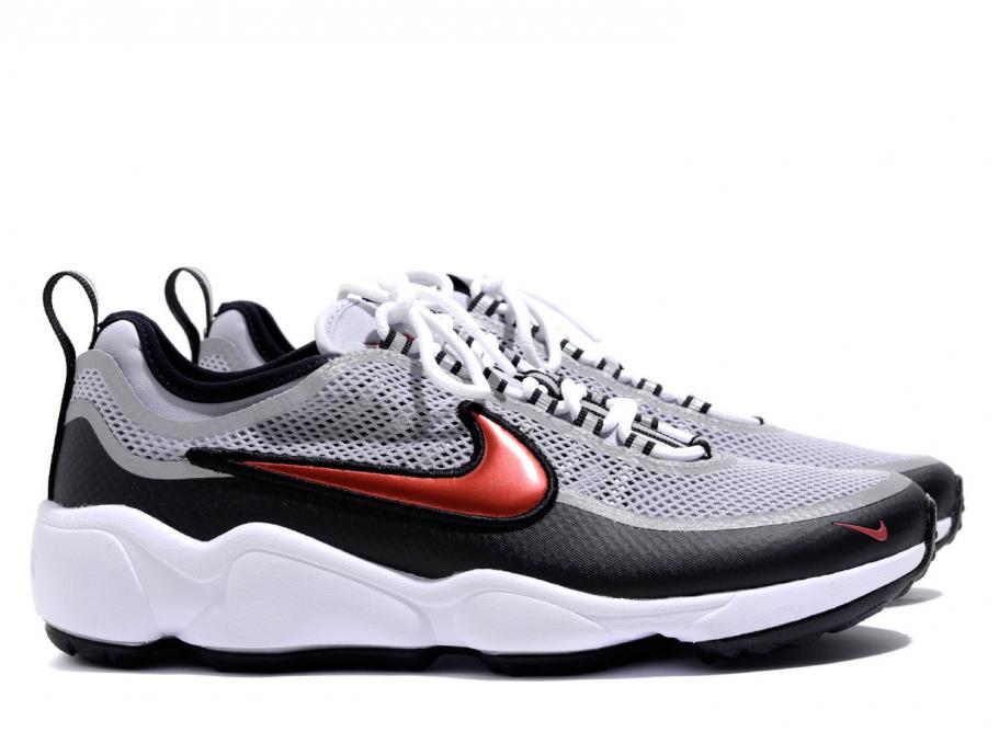 542962571fc6 Nike Air Zoom Spiridon Metallic Silver 876267-001   Soldes   Novoid Plus
