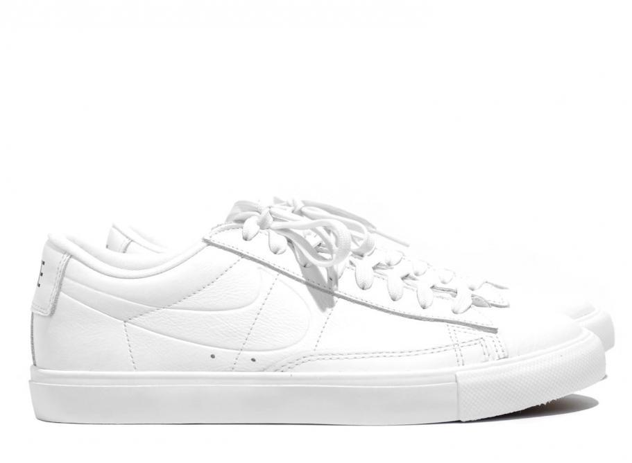 Nike Blazer Low Summit White