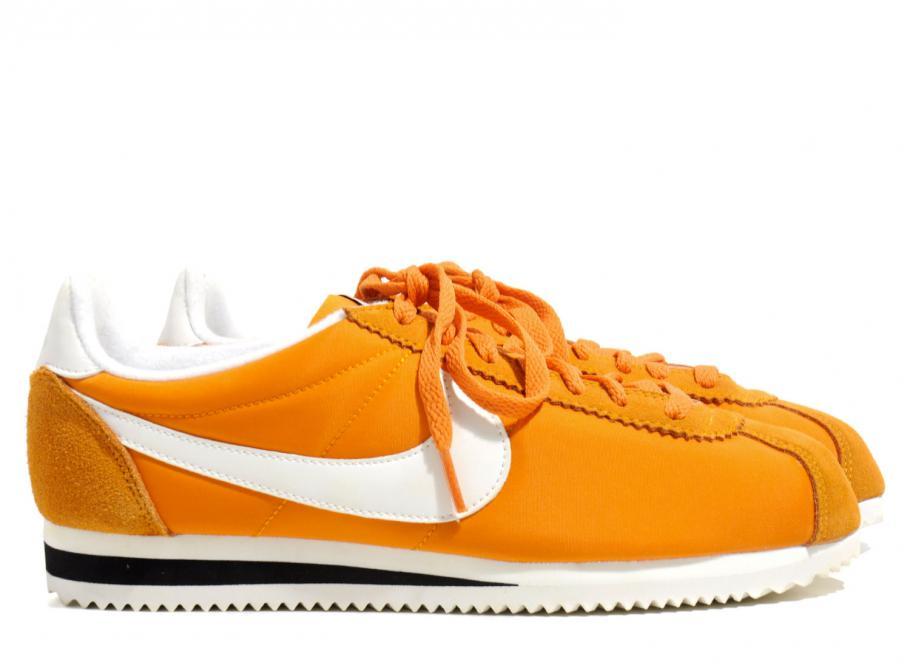 official photos da954 08c83 Nike Classic Cortez Nylon AW Clay Orange 844855-810  Soldes  Novoid Plus