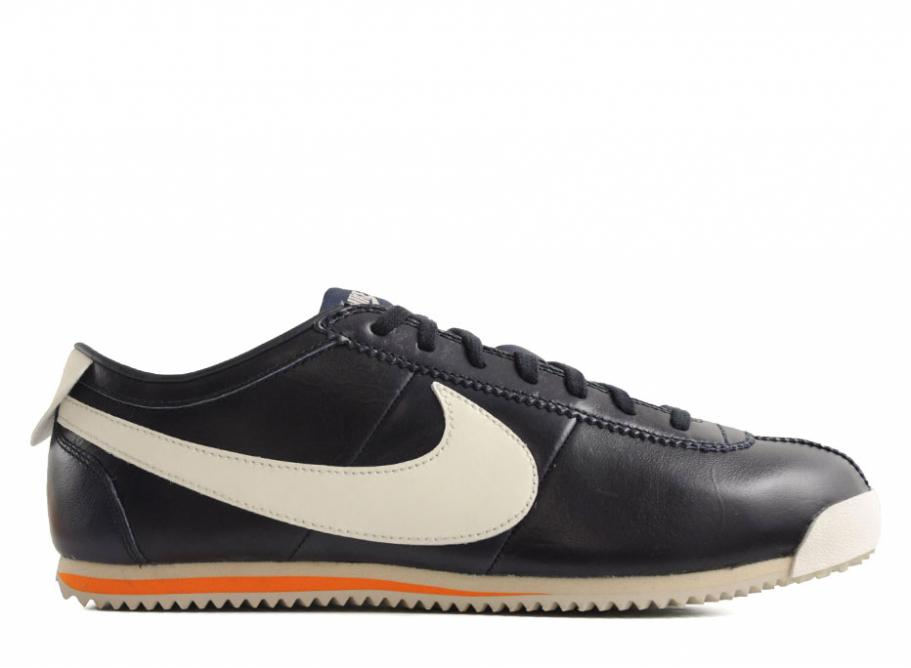 buy online 61269 a4124 NIKE CORTEZ CLASSIC OG LEATHER OBSIDIAN / SAIL