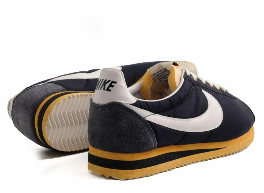 Nike Cortez Classic Og Nylon Qs