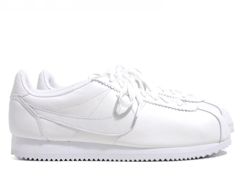 5f46523ae9 nike cortez white Nike Cortez White 807480-100 / Soldes / Novoid Plus;
