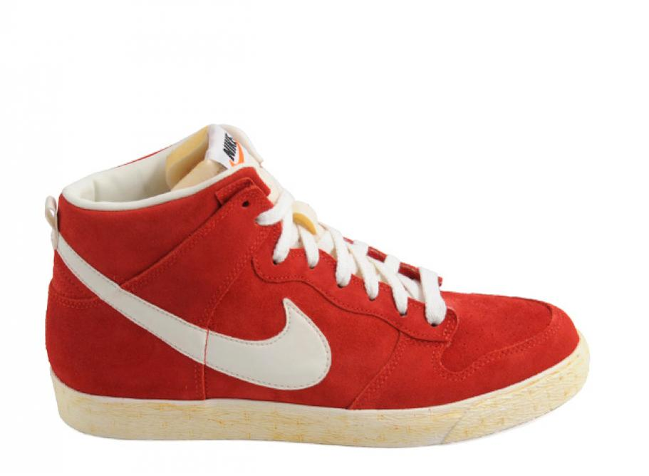 competitive price 1f6db a373a ... NIKE DUNK HIGH AC VINTAGE QS VARSITY RED SAIL ...