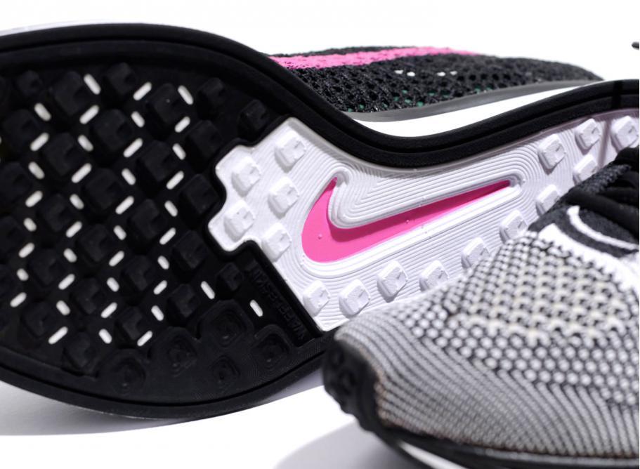 6f2e2b164b1d Nike Flyknit Racer Be True 902366-100   Soldes   Novoid Plus