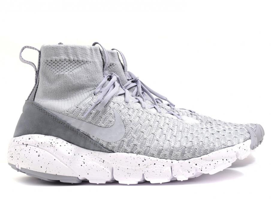 0fc5b85ff9a76 Nike Air Footscape Magista Flyknit Shoe Wolf Grey 816560-005   Soldes    Novoid Plus