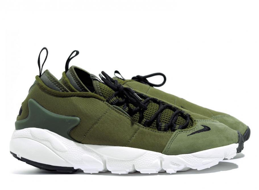 new products e31e2 03e48 Nike Air Footscape NM Legion Green