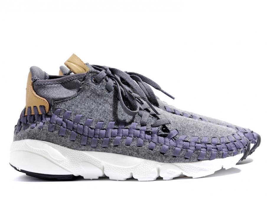 pretty nice 522d9 ca8e6 Nike Air Footscape Woven Chukka SE Grey 857874-002   Soldes   Novoid Plus