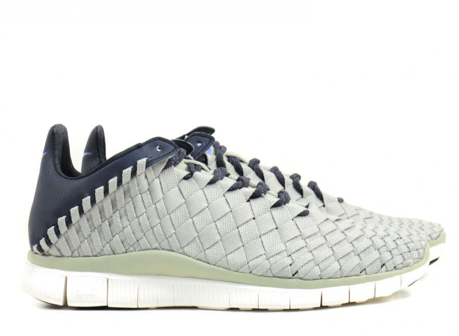 huge selection of 7f337 210ef Nike Free Inneva Woven Light Stone  Charcoal  Soldes  Novoid