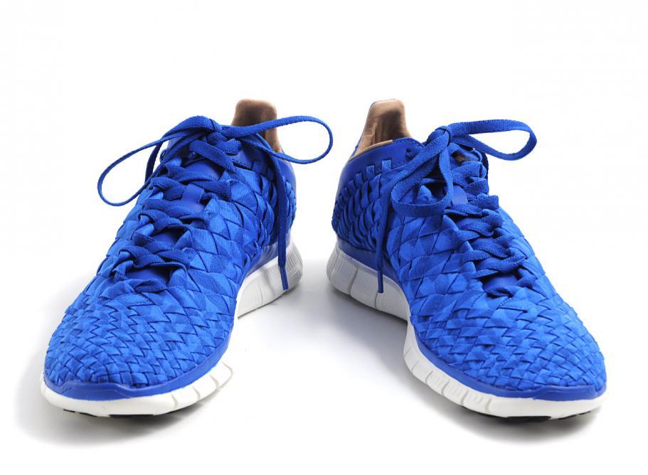 eba7ef641f62 Nike Free Inneva Woven SP - White Label Pack - Photo Blue   Soldes ...