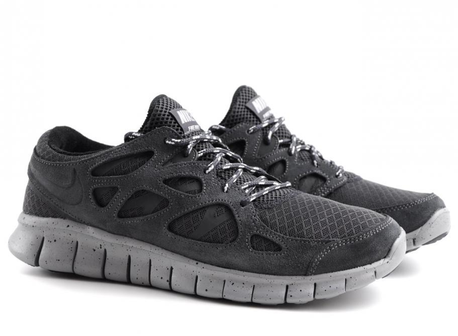 Nike Free Run 2 Metallic Silver