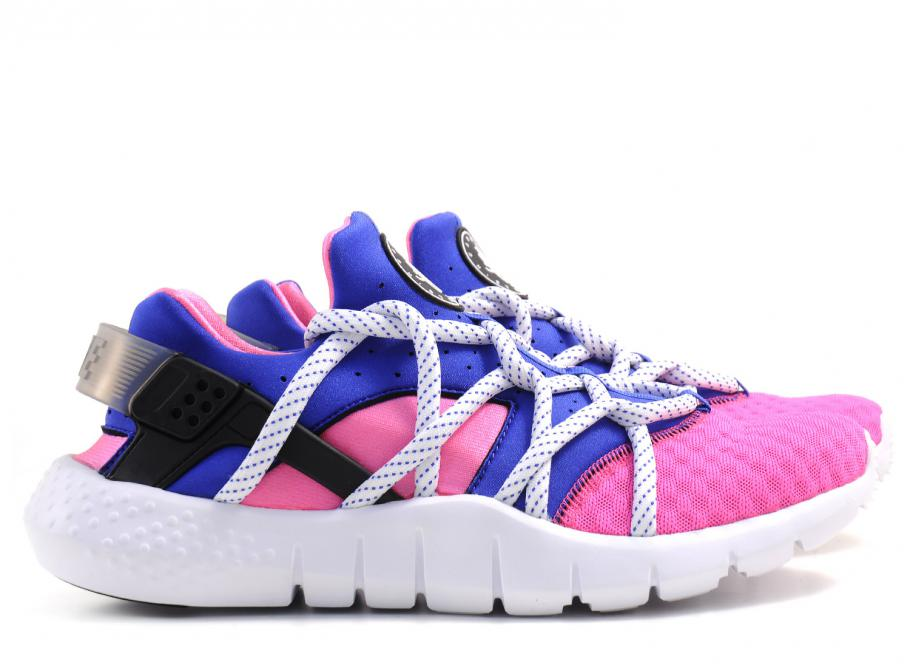 new product 87bc9 66254 Nike Huarache NM Pink  Game Royal  Soldes  Novoid Plus