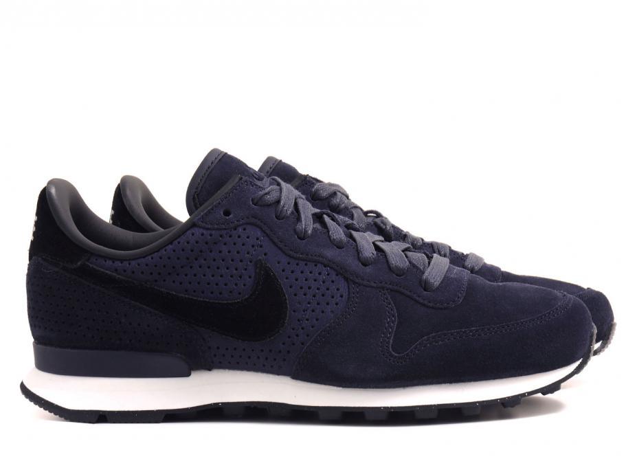 premium selection e9fd3 9b16c Nike Internationalist LX Dark Obisidan / Soldes / Novoid Plus
