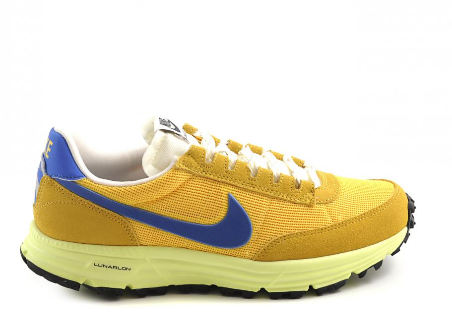 buy online bc28d 79bf3 Nike Lunar LDV Trail Low QS Varsity Maize   Blue Spark   Soldes   Novoid  Plus
