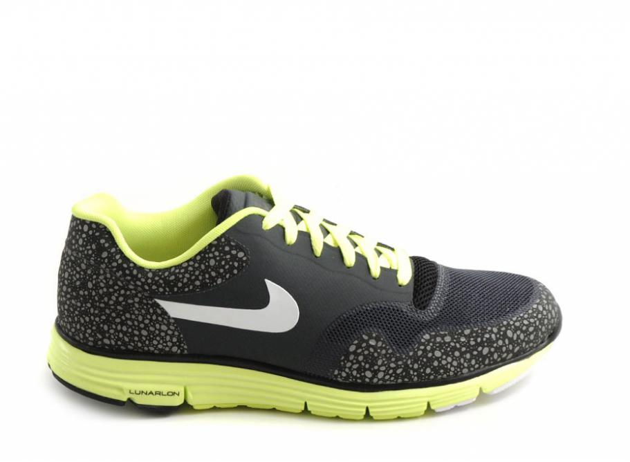 Nike Lunar Safari+ Anthracite White Volt Black Titolo