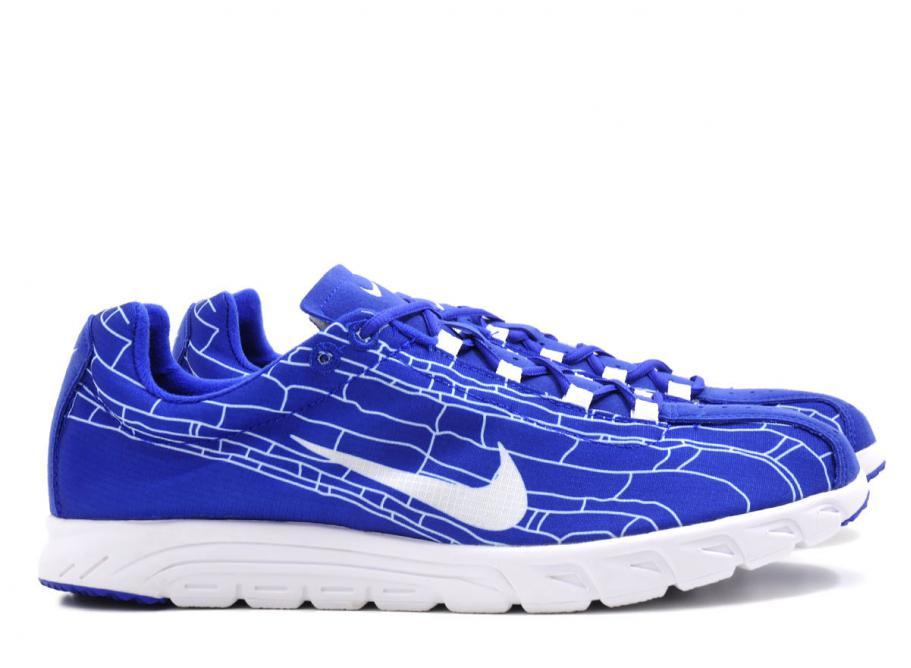 Nike Mayfly Racer Blue   White   Soldes   Novoid Plus c7e5a4610