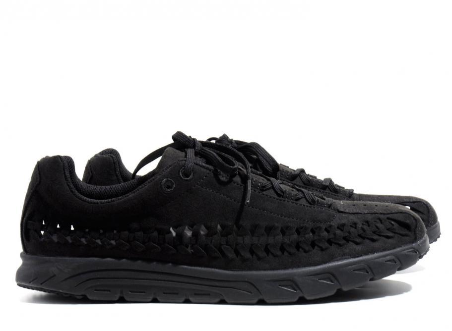 Nike Mayfly Woven Black 833132-003   Soldes   Novoid Plus 8118d75c0
