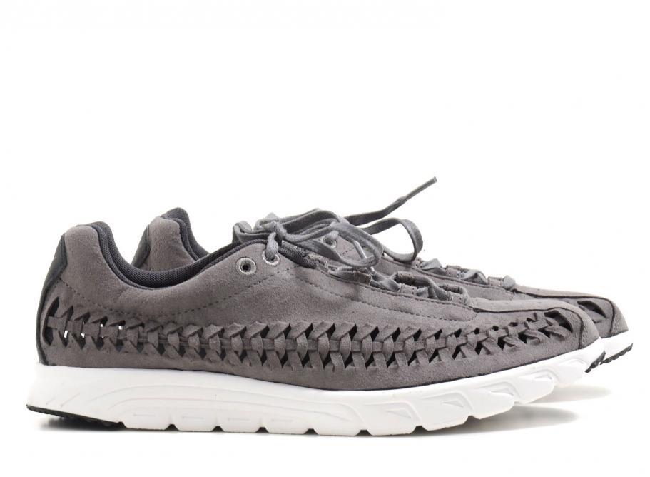 605dd46af33 Nike Mayfly Woven Tumbled Grey 833132-002   Soldes   Novoid Plus